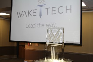 Wake Tech's New Logo